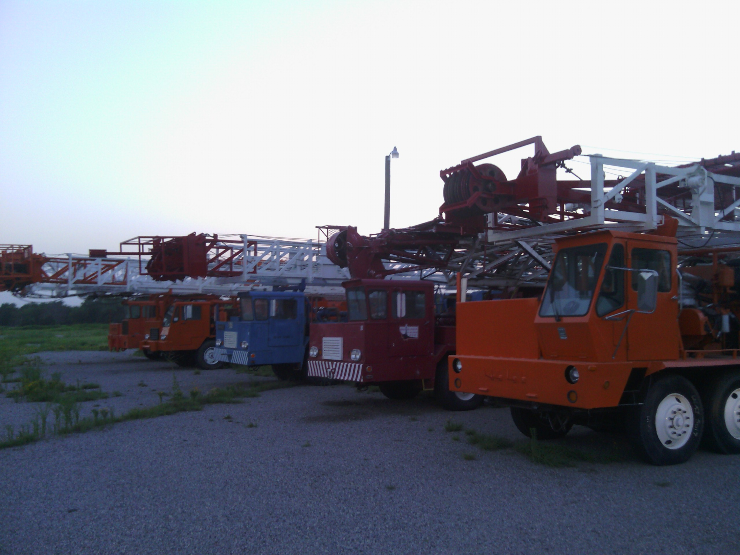 pic 17 - Drilling Rigs for Sale   Oilfield Equipment